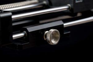 macrofotgrafia Macroder slitta micrometrica
